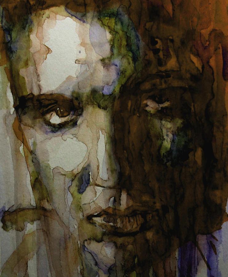 Elvis Presley Painting - Always On My Mind by Paul Lovering
