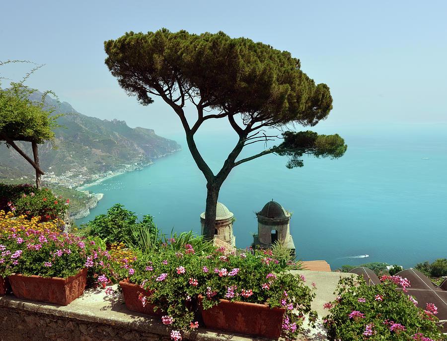 Amalfi Coast Photograph by Oversnap