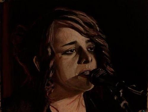 Music Pastel - Amanda by Patricio Lazen