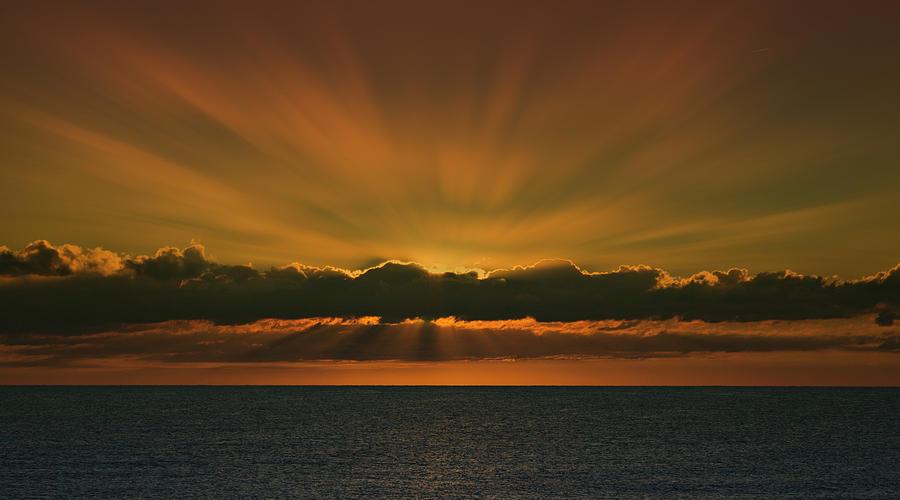 Amazing Sunrise Photograph - Amazing by Angel Martinez
