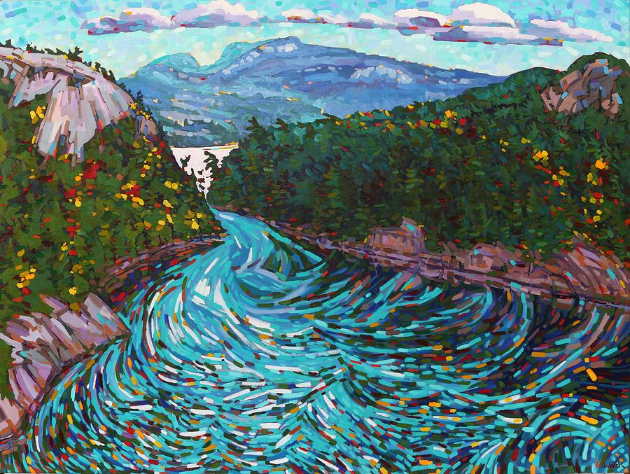 Grace Painting - Amazing Grace by Phil Chadwick