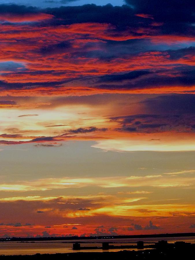 Amazing Sunset by Jason Denis