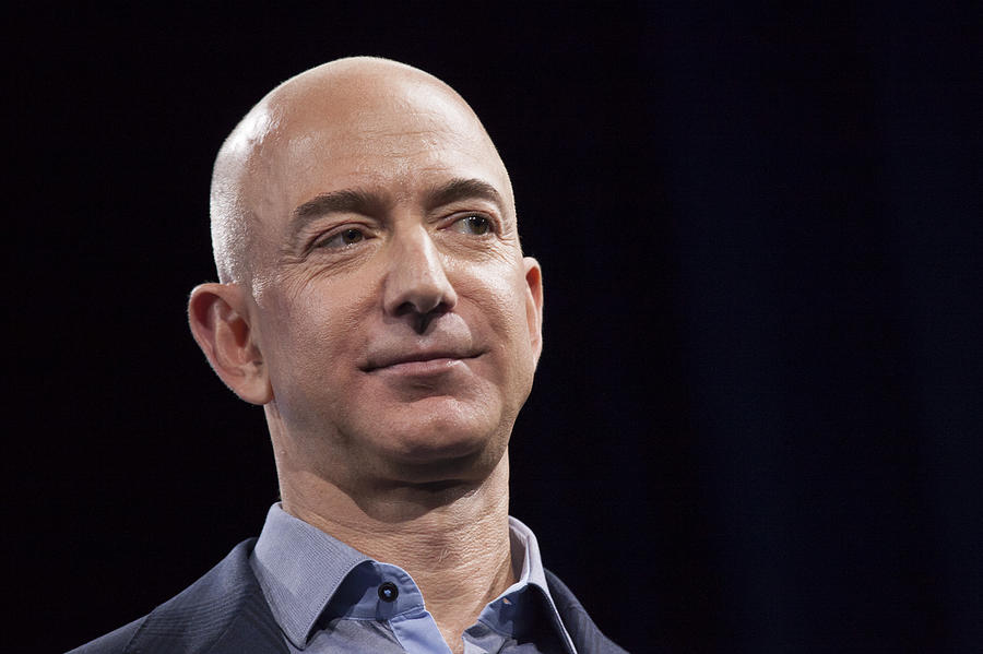 Amazon Unveils Its First Smartphone Photograph by David Ryder