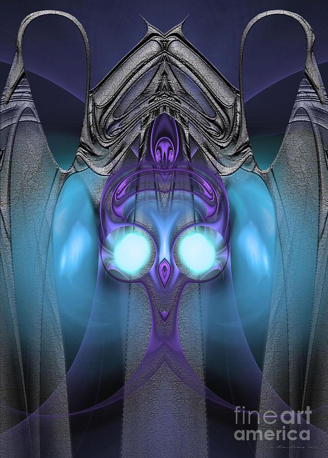 Surrealism Digital Art - Ambassador - Surrealism by Sipo Liimatainen
