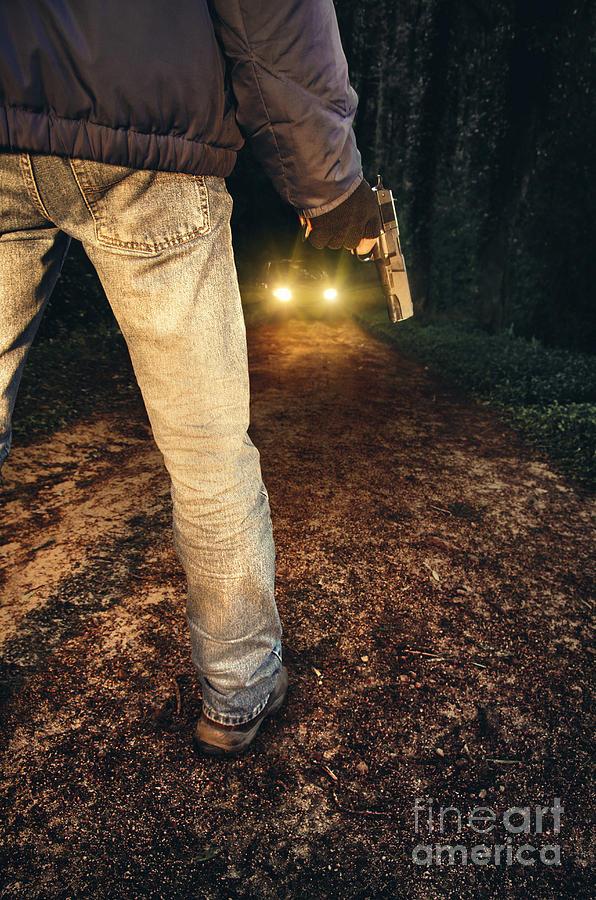 Ambush Photograph - Ambush by Carlos Caetano
