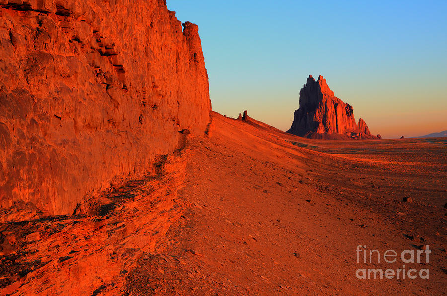 Beauty Photograph - America The Beautiful New Mexico 1 by Bob Christopher