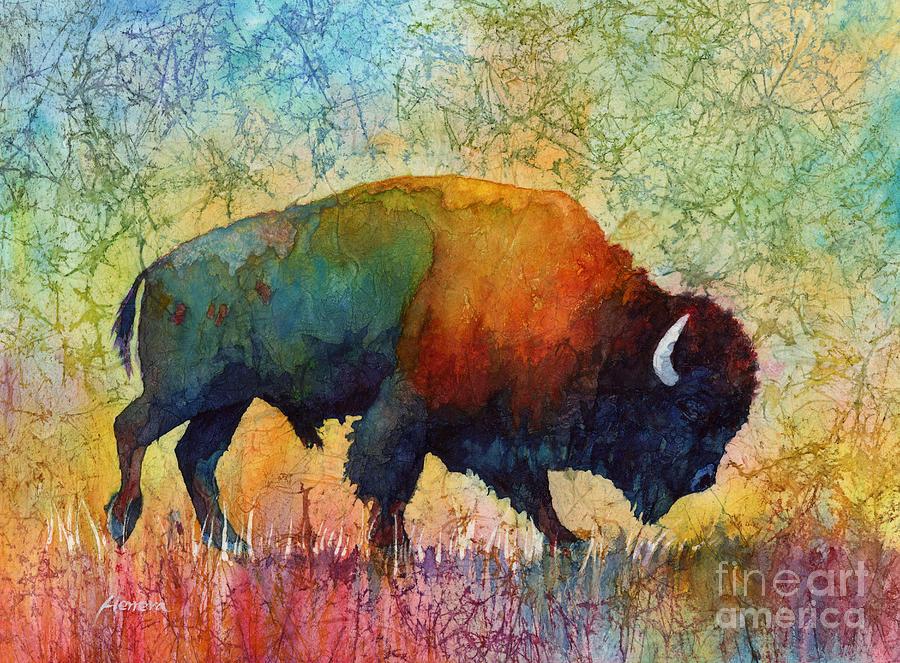 American Buffalo 4 Painting