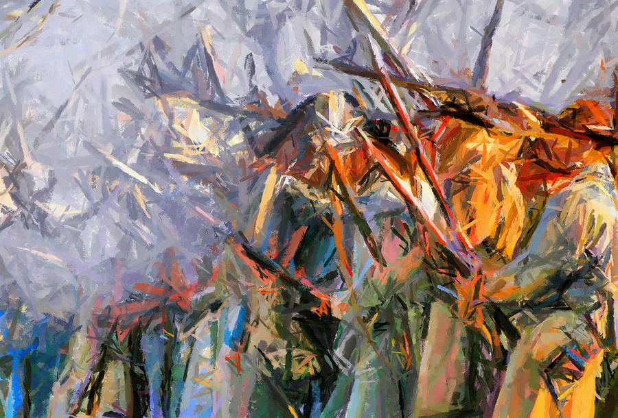 how artists during the abstract expressionism The abstract art movement took place in the united states in its purest form,  abstract art has no subject it is just lines, shapes, and colors the abstract art.