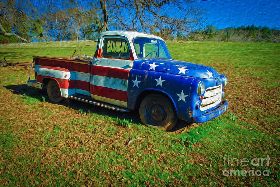 American Photograph - American Classic by Dan Julien