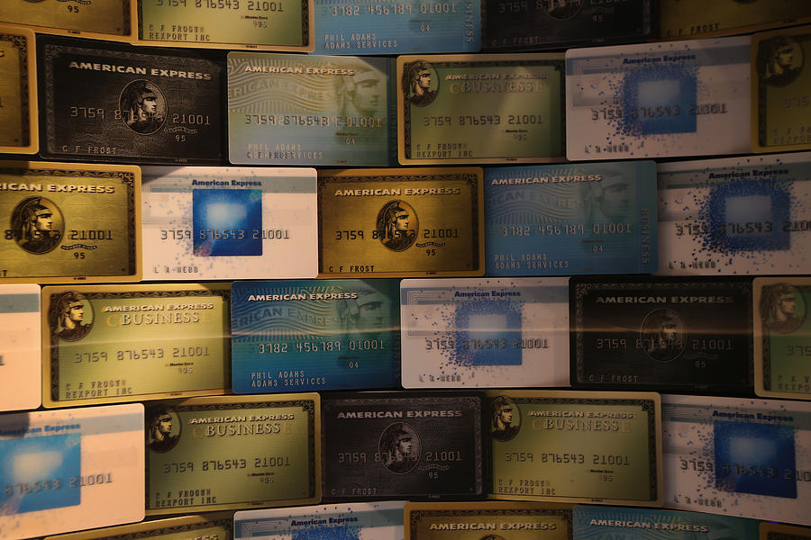 American Express To Cut 8.5 Percent Of Workforce Photograph by John Moore