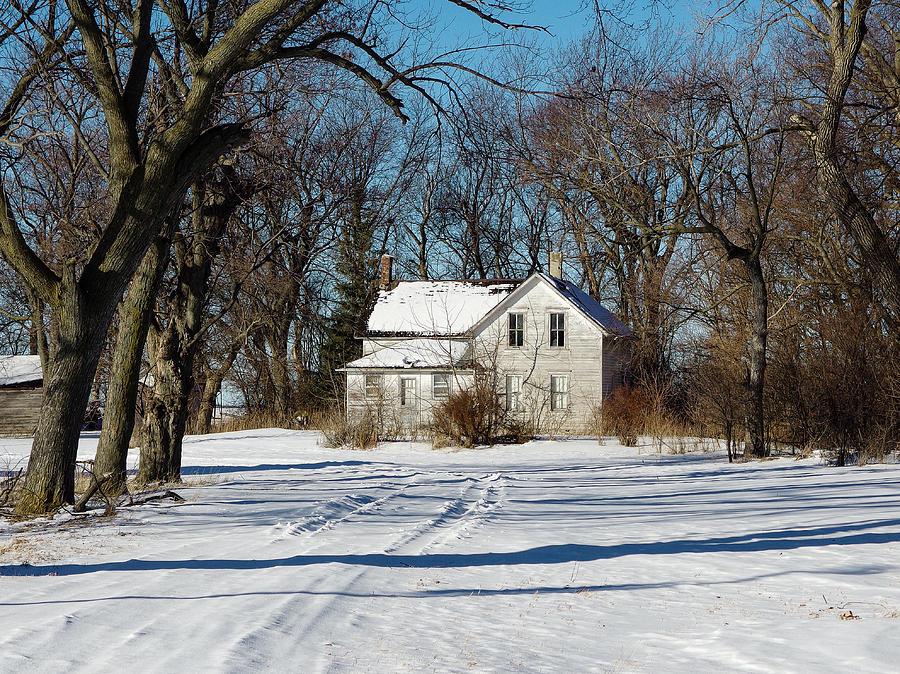 American Farm House by Rural America Scenics