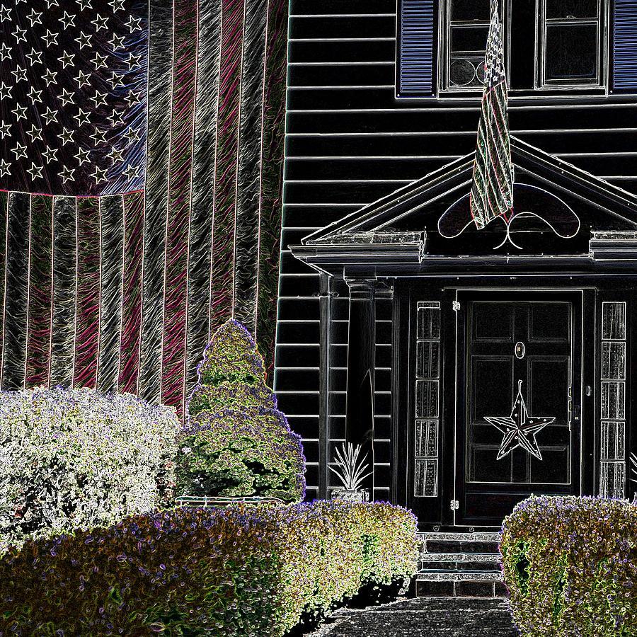American Home 25515 Ge Photograph