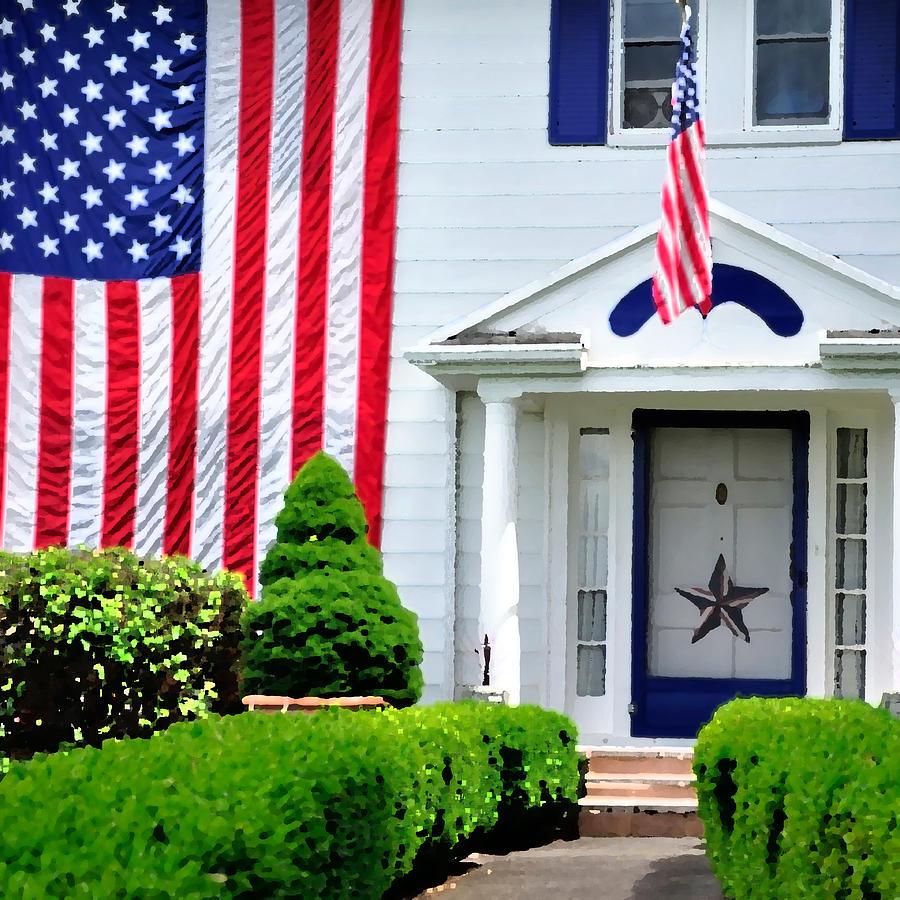 American Home 25515 Pk Photograph