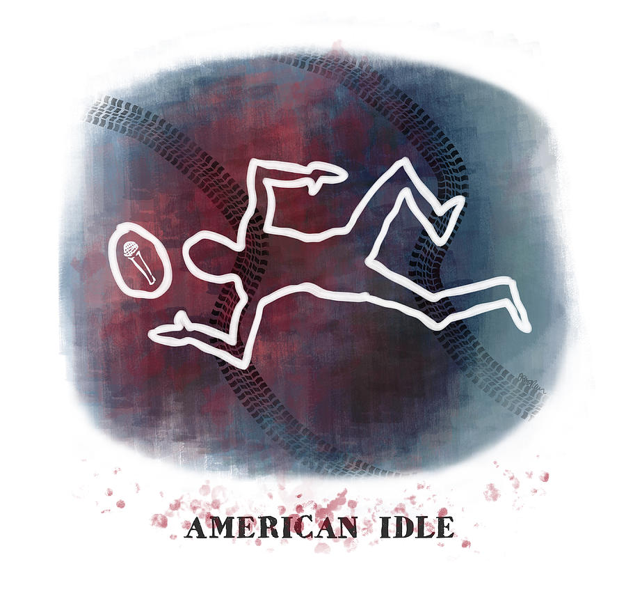 American Digital Art - American Idle by Mark Armstrong
