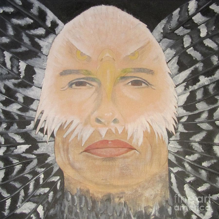 Steven Tyler Painting - American Legend by Jeepee Aero