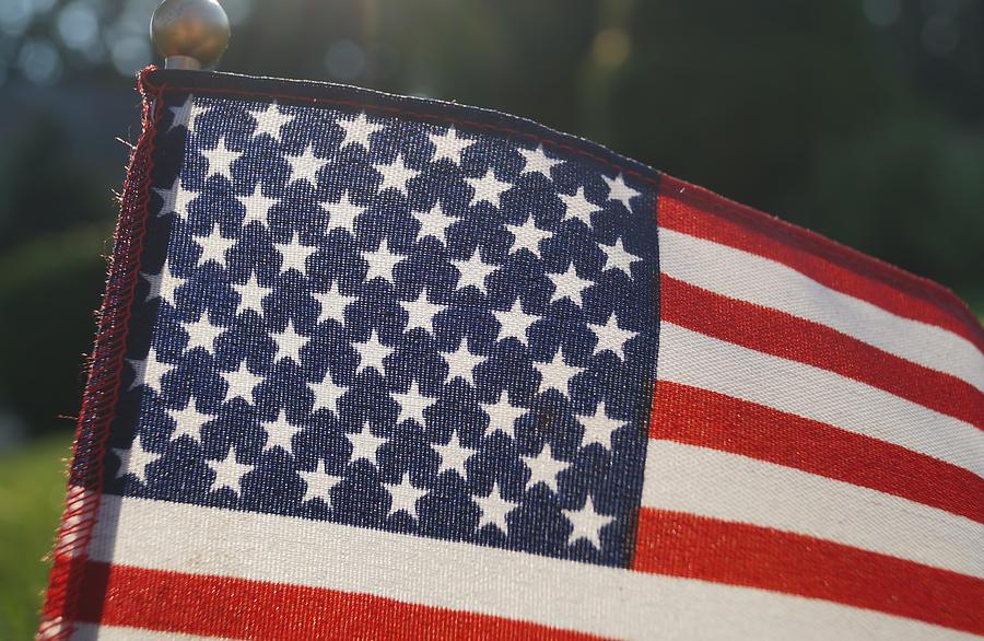 July 4th Photograph - American Pride by Andrea Rea