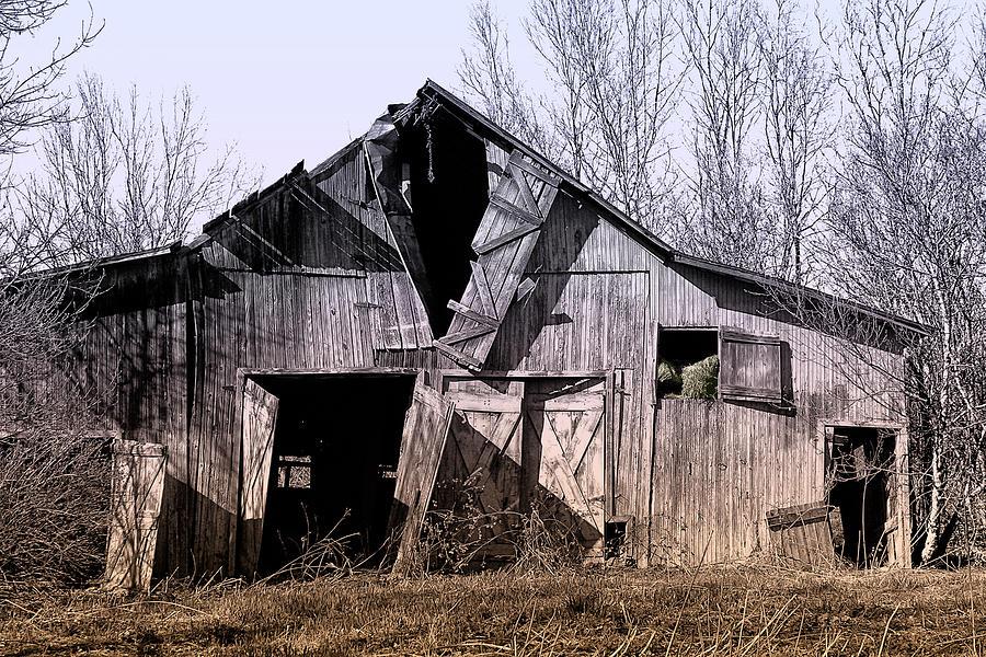 Americana Photograph - American Rural by Tom Mc Nemar