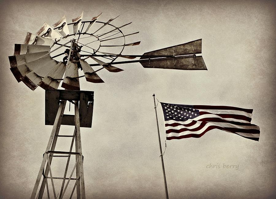 Americana by Chris Berry