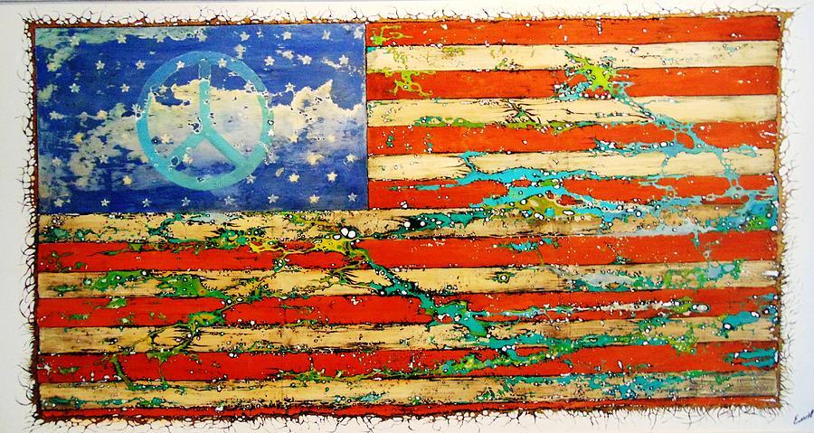 America Photograph - Americana by Emil Bodourov