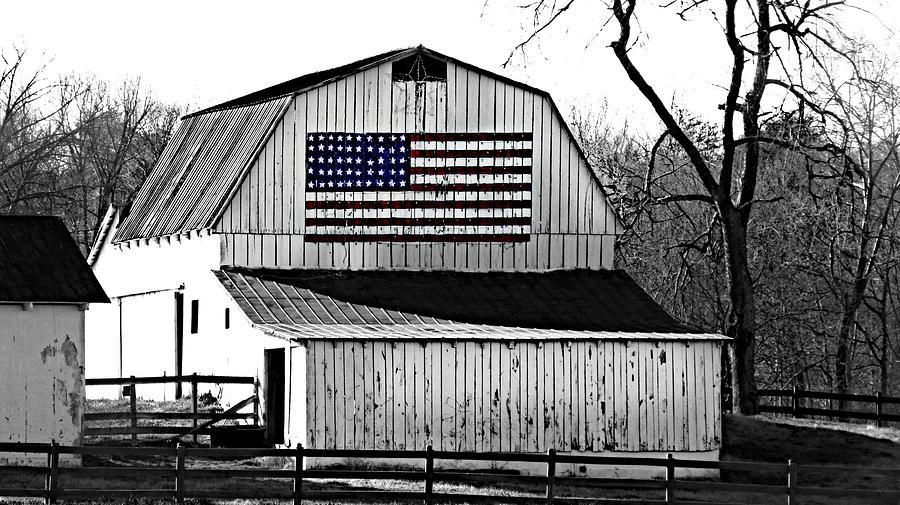 Americana Photograph by Trish Clark