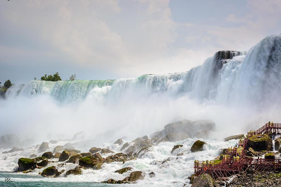 Niagara Falls Photograph - Americas Falls by Pat Scanlon