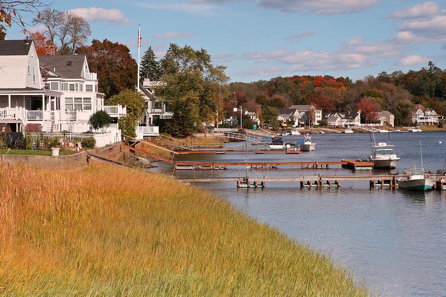 Amesbury Massachusetts Photograph by Gail Maloney