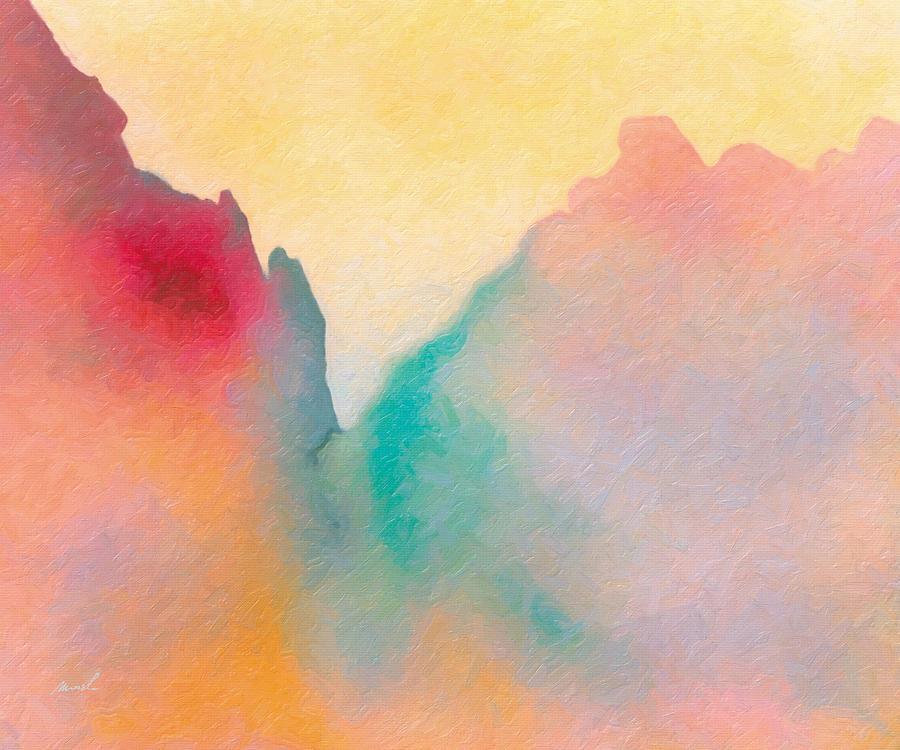 Amorphous 50 by The Art of Marsha Charlebois
