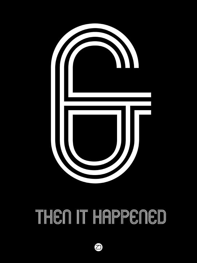 Motivational Digital Art - Ampersand Poster 5 by Naxart Studio