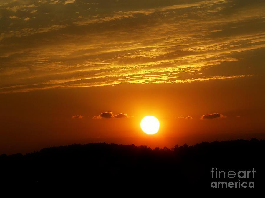 Sunset Photograph - Ams90a by Scott B Bennett