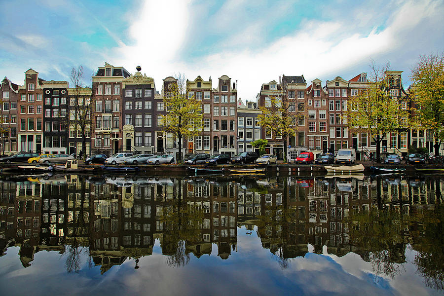 Amsterdam Photograph by Ruy Barbosa Pinto