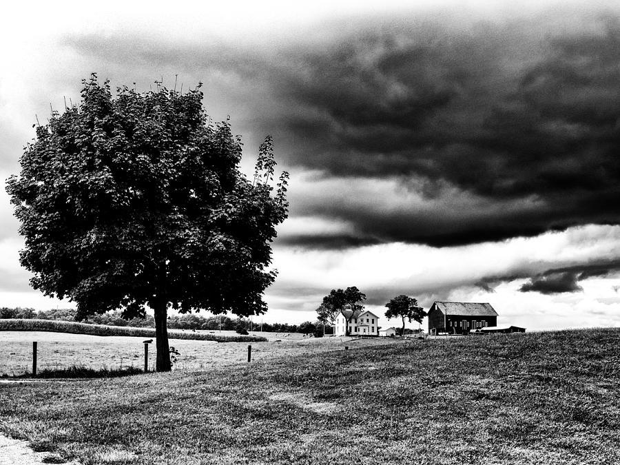An American Farm Photograph