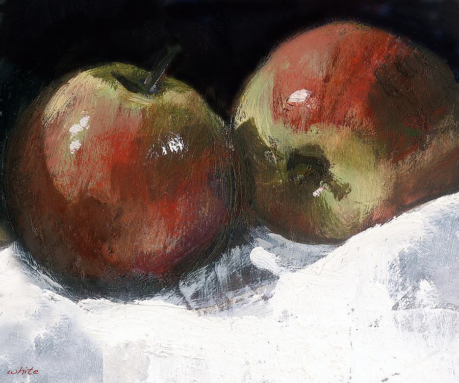An Apple a Day by Gaye White