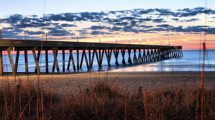 An Atlantic Daybreak Photograph - An Atlantic Daybreak by JC Findley