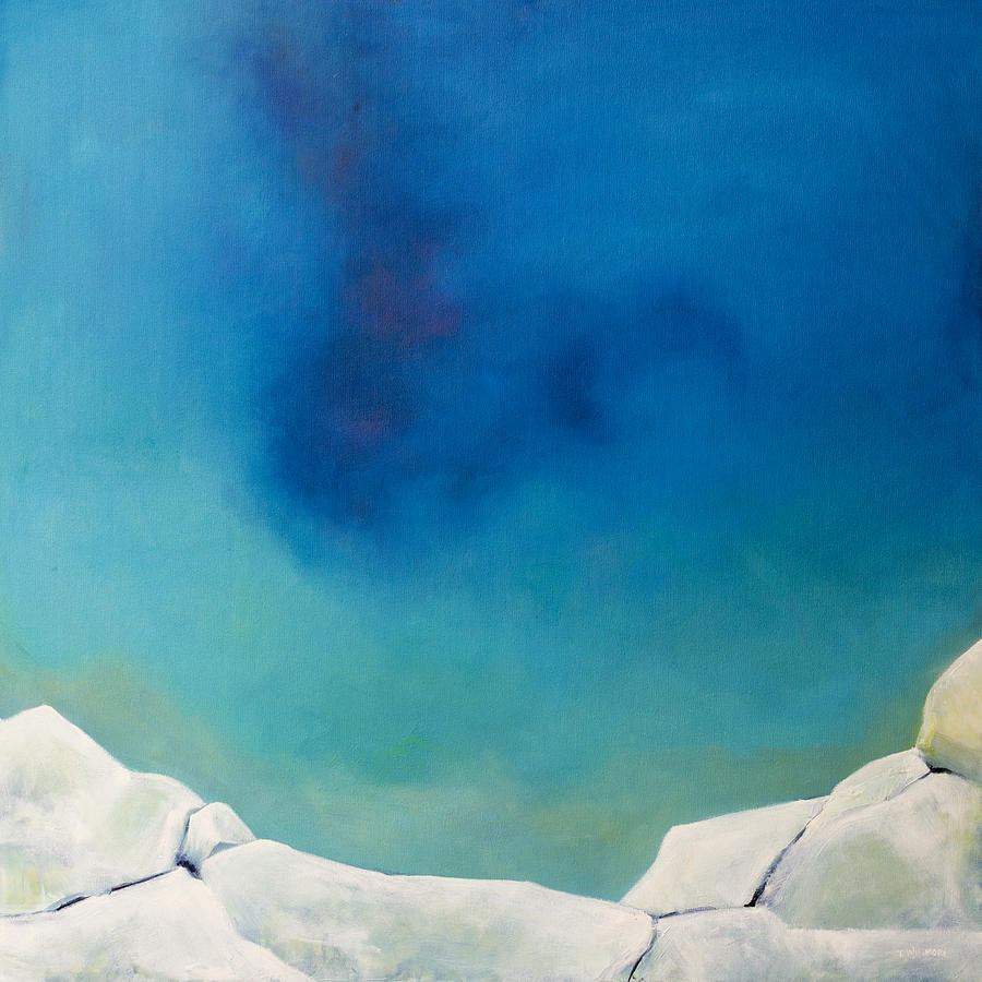 Landscape Painting - An Invitation To Heal by Tyler Willmore