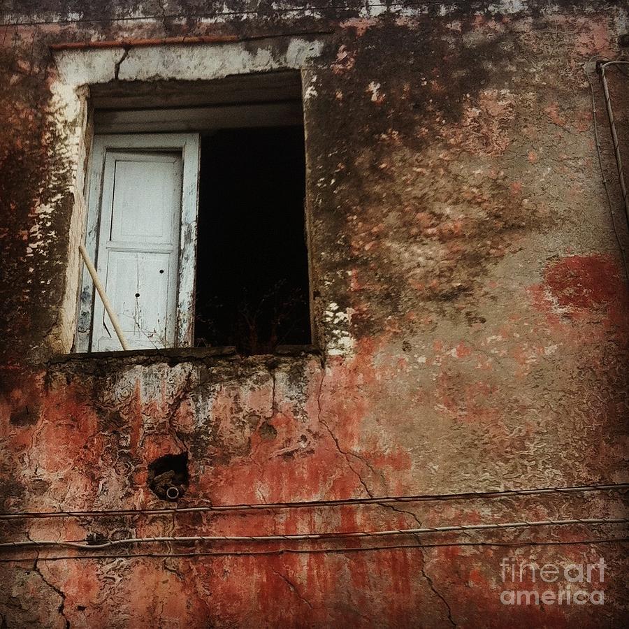 Door Photograph - An Open Door by H Hoffman