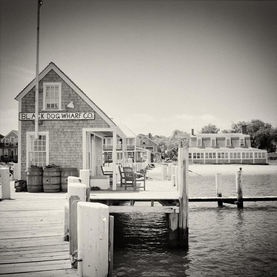 Analog photography marthas vineyard black dog wharf