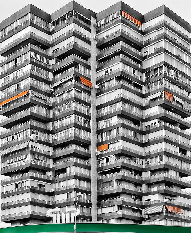 Architecture Photograph - Anarchitecture Viii by Pedro Fernandez