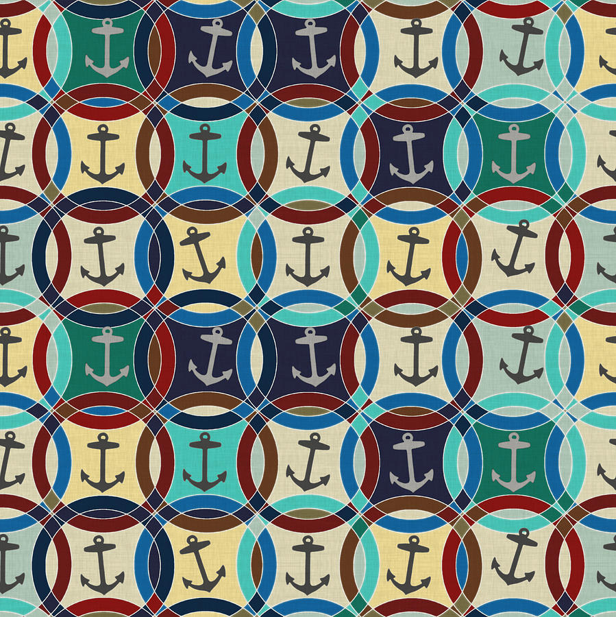 Anchor Drawing - Anchors by MGL Meiklejohn Graphics Licensing