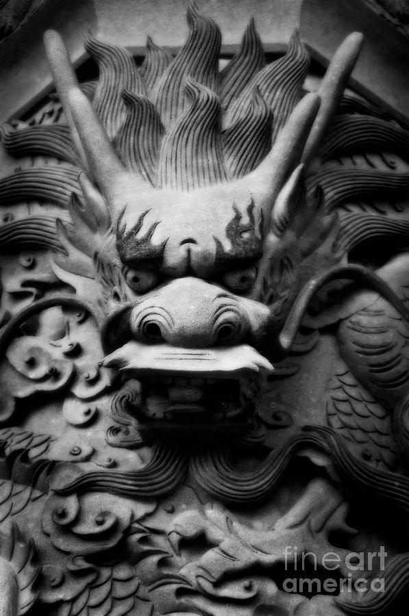 Hong Kong Photograph - Ancient Guardian by Venetta Archer