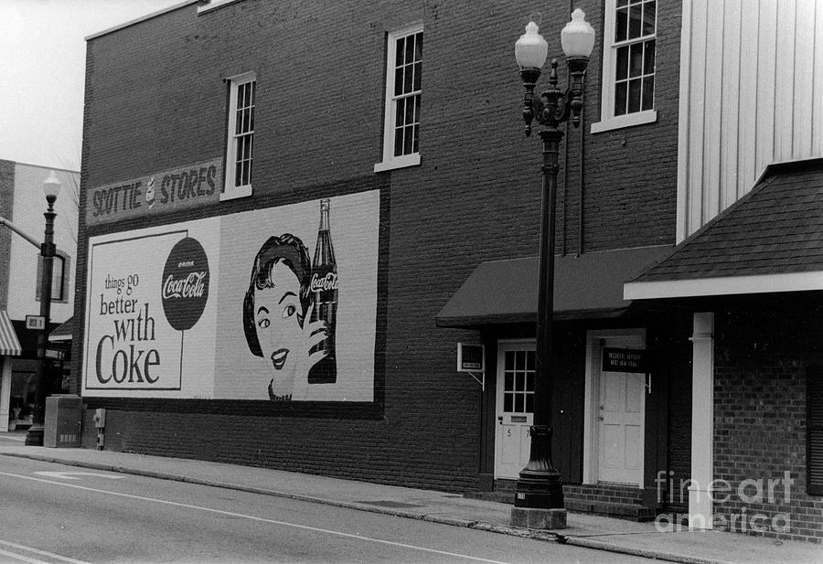 Main Street Photograph - ...and A Smile by Michelle OConnor