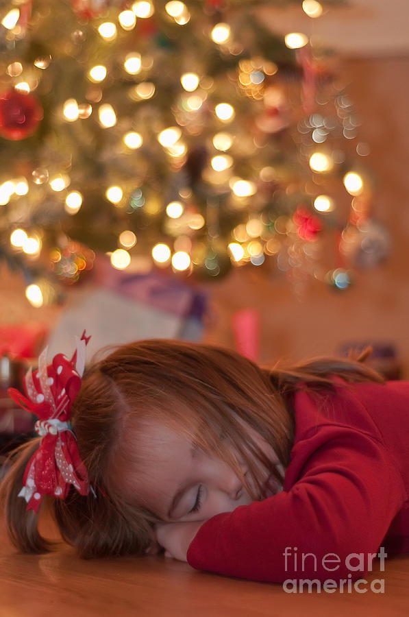 Christmas Photograph - And To All A Good Night... by Eddie Yerkish