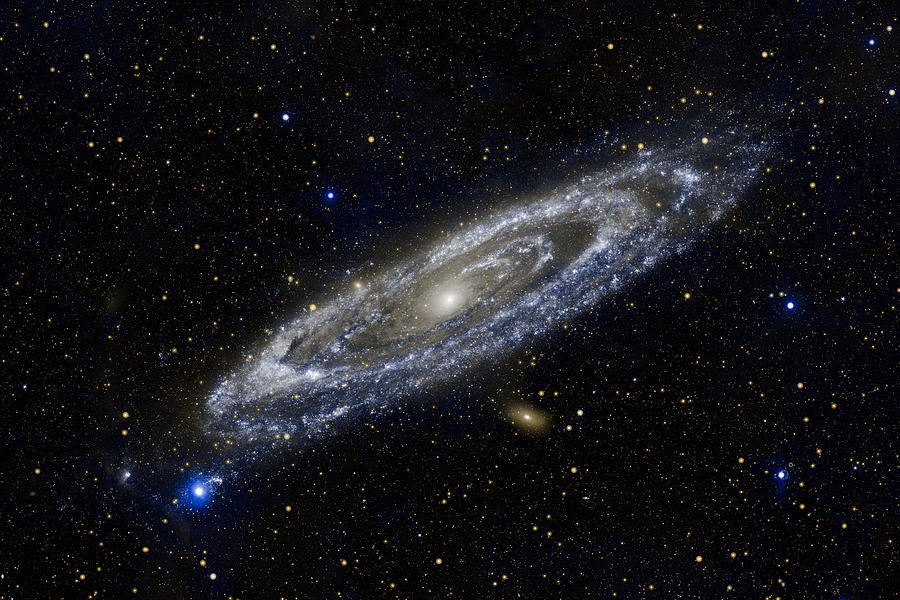3scape Photograph - Andromeda by Adam Romanowicz
