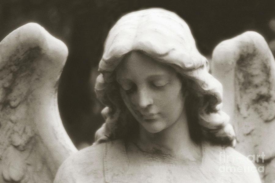 angel art ethereal dreamy angel guardian angel face of an angel