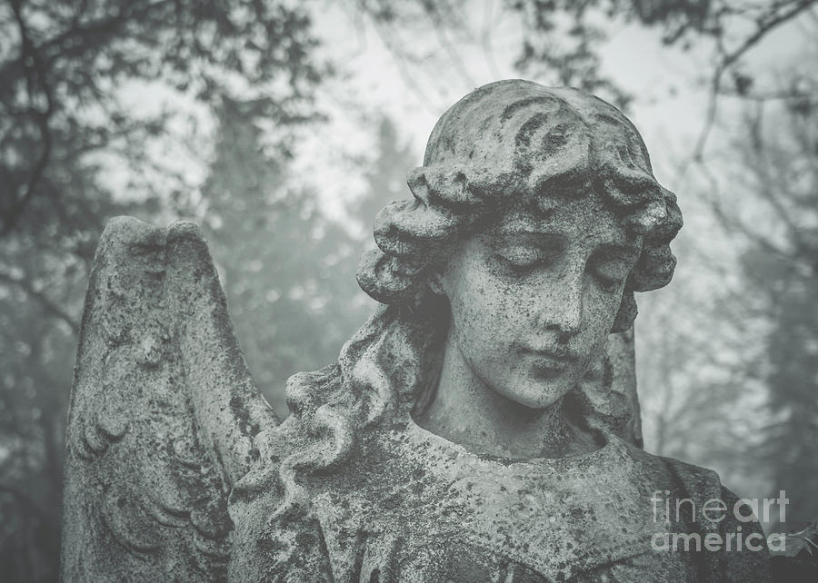 Angel Photograph - Angel by Bethany Helzer