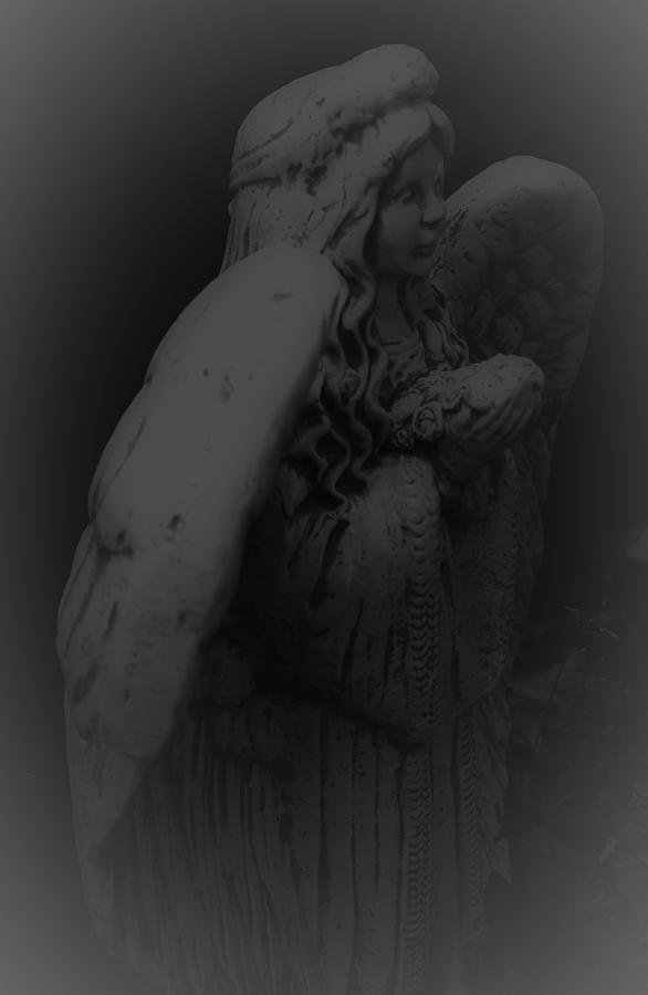 Angel Photograph - Angel by Jennifer Burley