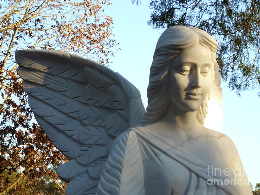 Angel Of The Morning Photograph - Angel Of The Morning by Kevin Croitz