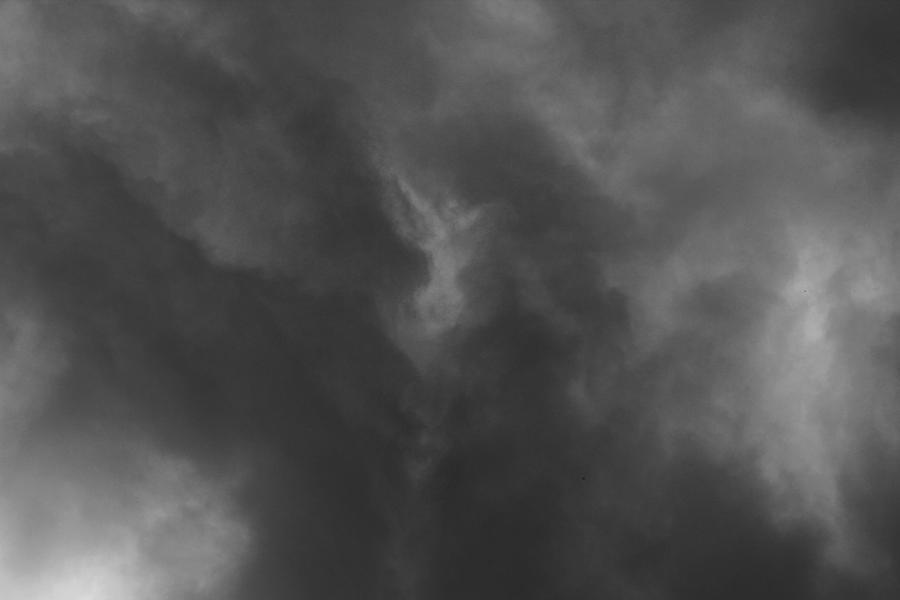 Storm Photograph - Angel Storm Cloud by Candice Trimble