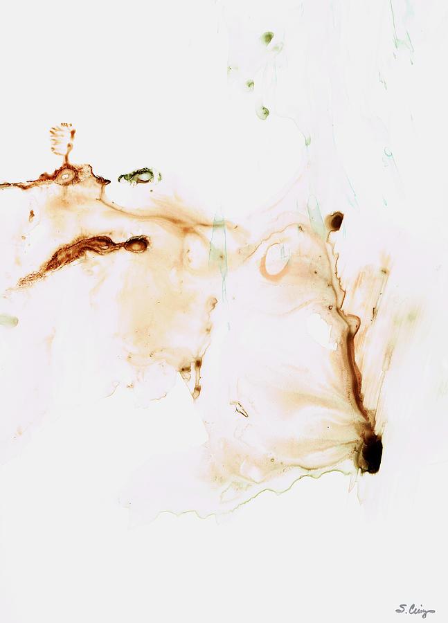 Spiritual Painting - Angels Breath Spiritual Art by Sharon Cummings