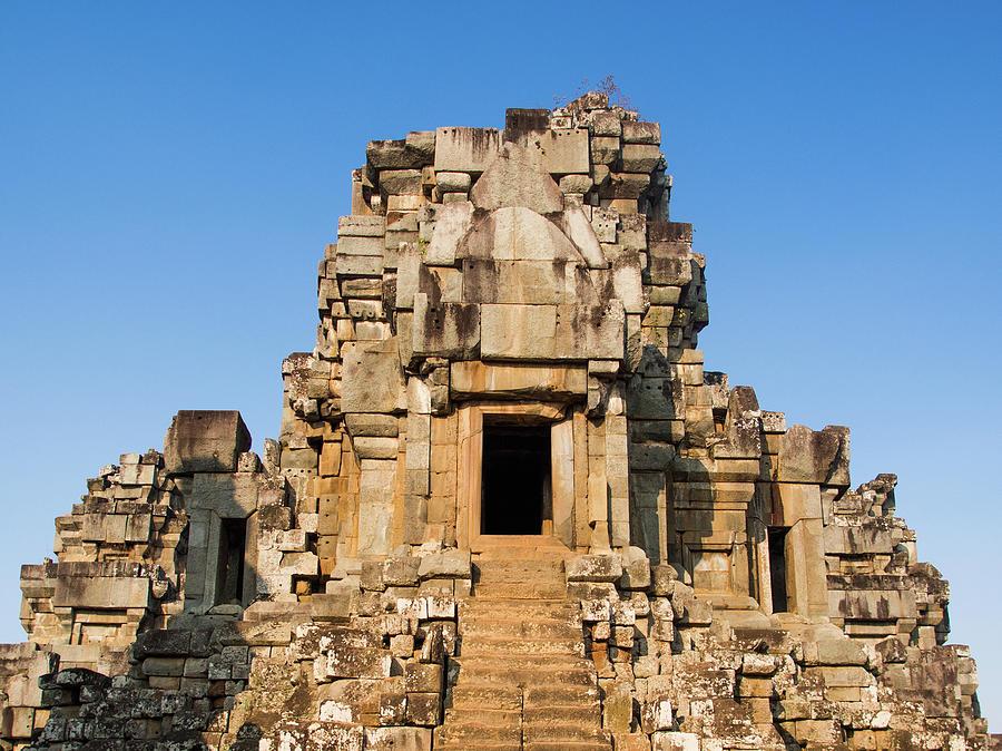 Angkor Temple Photograph by Miha Pavlin