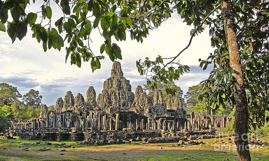 Angkor Wat Photograph - Angkor Wat No. 1 by Harold Bonacquist